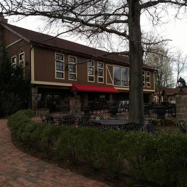 The Bistro at Gervasi Vineyard, Canton, OH