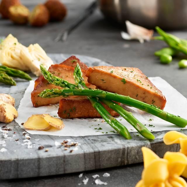 Vegetarian Entree - The Melting Pot - Madison, Madison, WI