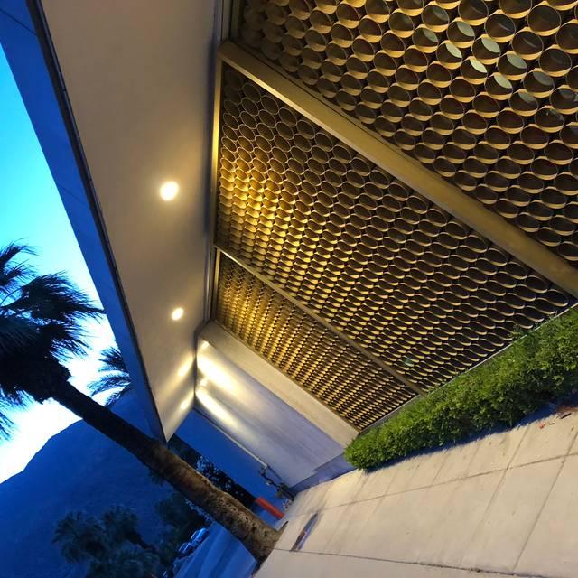 Trio Restaurant - Palm Springs, Palm Springs, CA