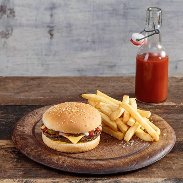 Burger - The Studio - Marvel Stadium, Docklands, AU-VIC