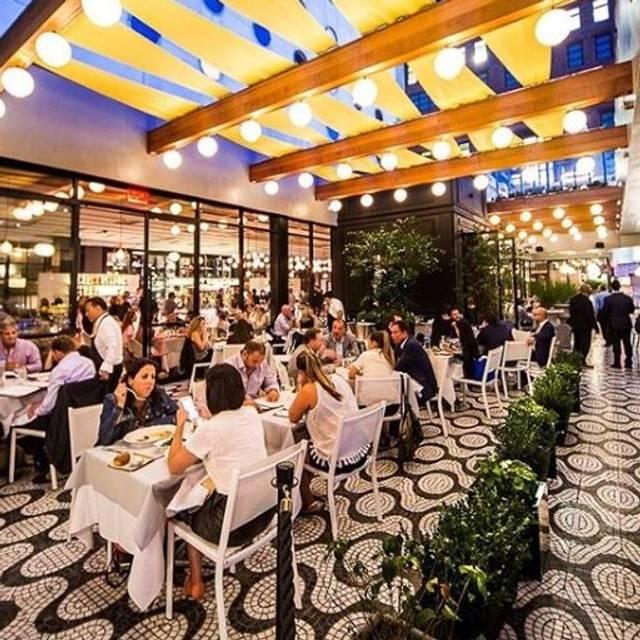 La Sirena - The Dining Room, New York, NY
