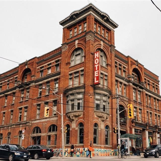 Gladstone Hotel, Toronto, ON