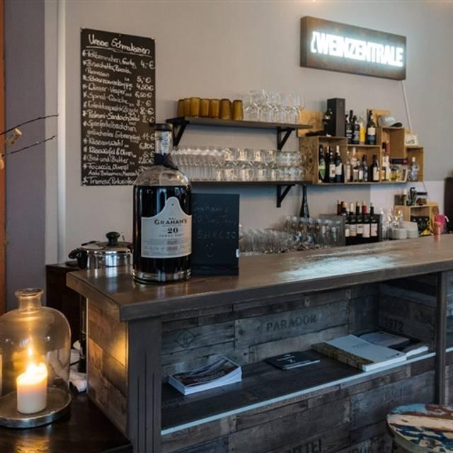 Weinzentrale, Dresden, SN