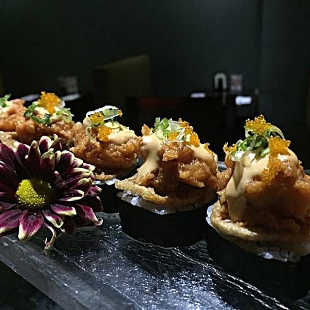 Gu Japanese Fusion Sushi and Bar, New York, NY