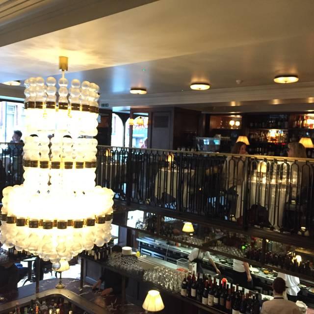 Cafe Monico, London