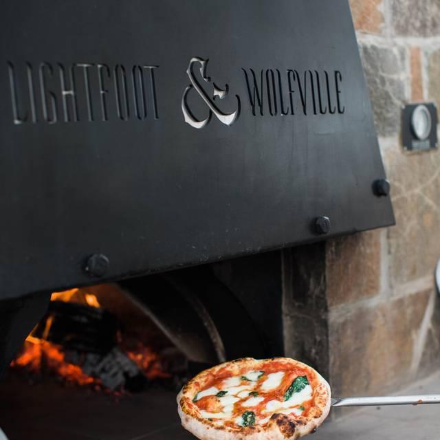 Lightfoot & Wolfville Vineyards, Wolfville, NS