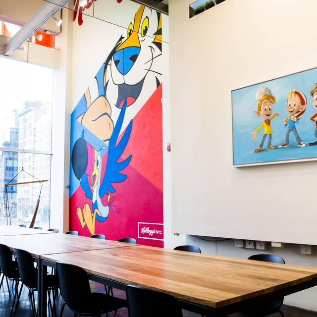 Kellogg's NYC Café Residency with Duff Goldman, New York, NY