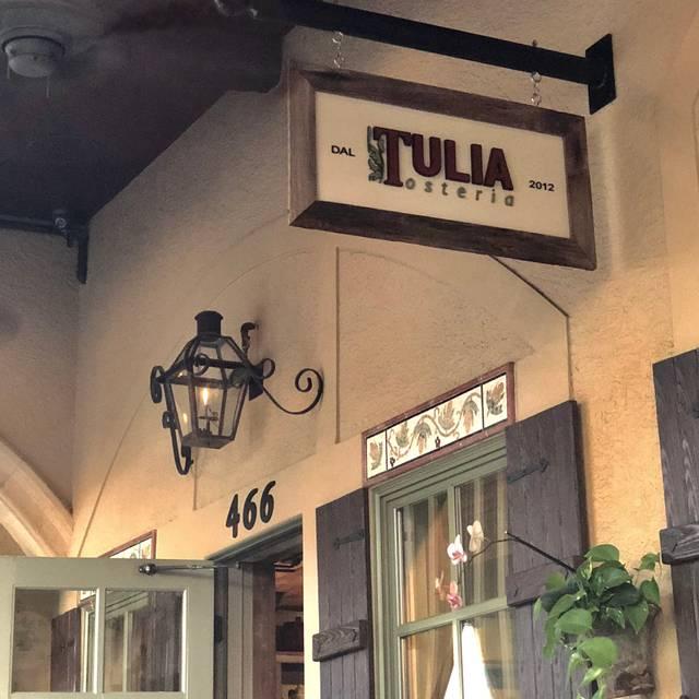 Osteria Tulia, Naples, FL