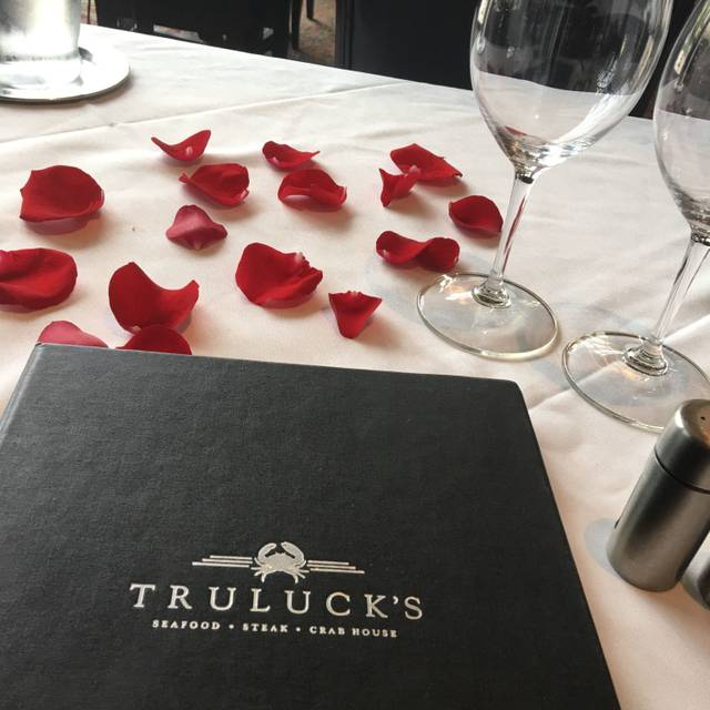 Truluck's Seafood, Steak and Crab House - Dallas Uptown