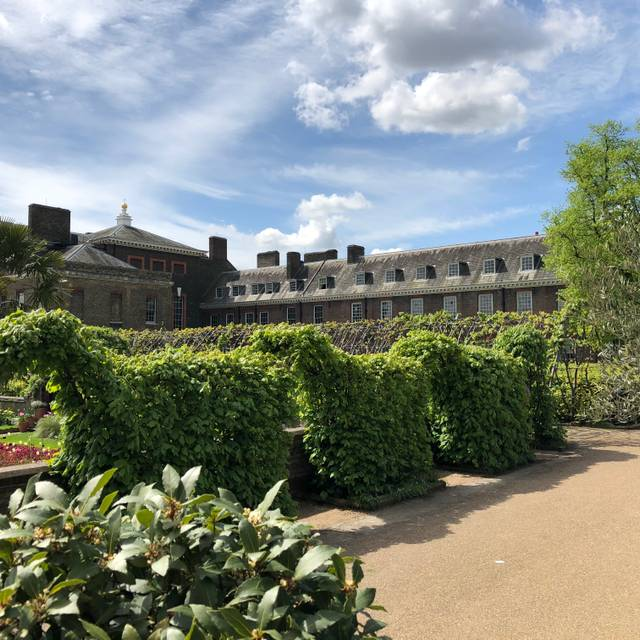 The Pavilion at Kensington Palace, London