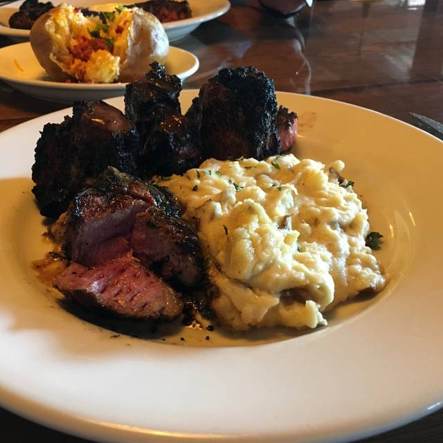 Bare Bones Steakhouse, Buford, GA