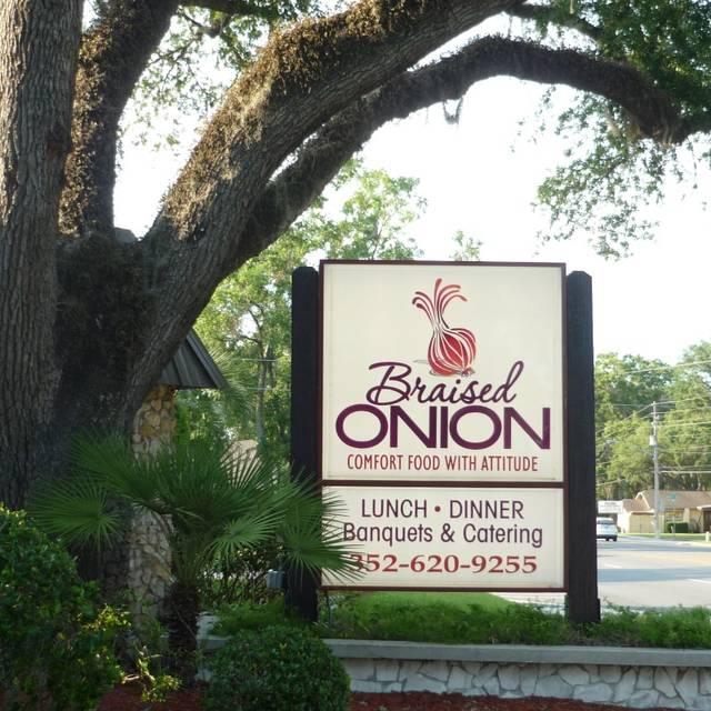Braised Onion, Ocala, FL