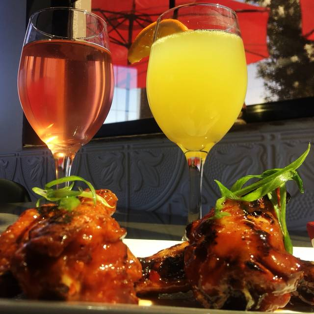 Wings And Cocktails - Kitchen 56, Phoenix, AZ