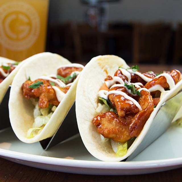 Shrimp Tacos - Granite City Food & Brewery - Detroit, Detroit, MI