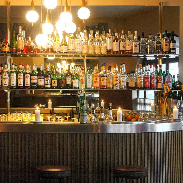 Buffet Kull Bar, München, BY