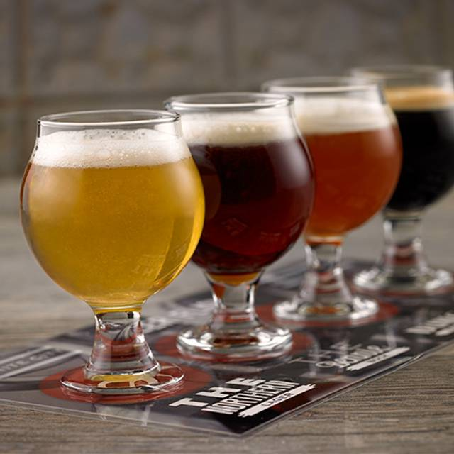 Flights - Granite City Food & Brewery - Schaumburg, Schaumburg, IL