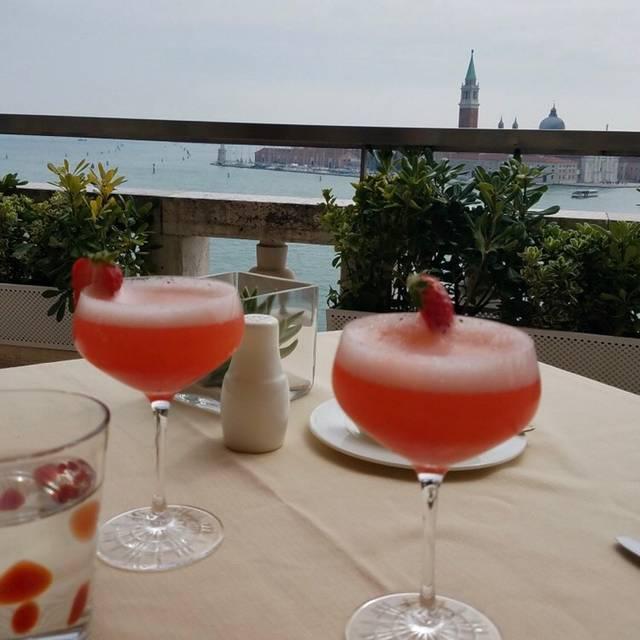 Terrazza Danieli Venice Restaurant Info Reviews Photos