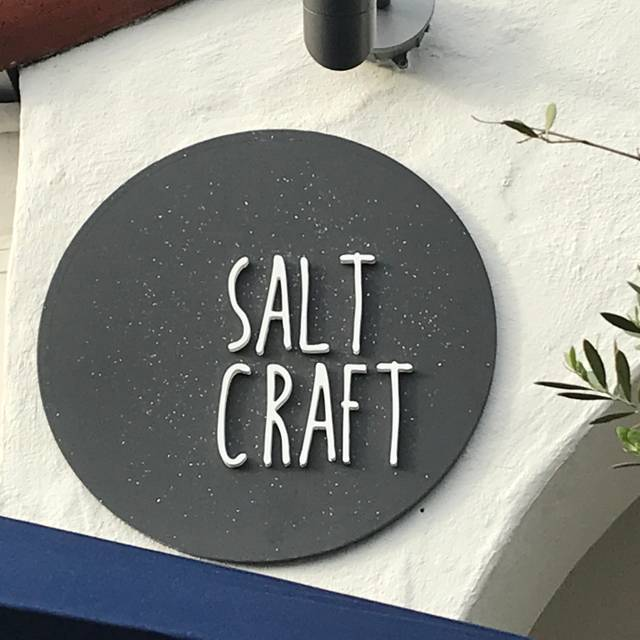 Salt Craft, Pleasanton, CA