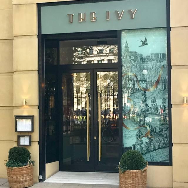 The Ivy Temple Row, Birmingham, West Midlands