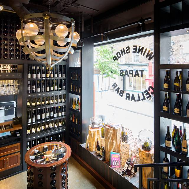 Social Wine and Tapas, London