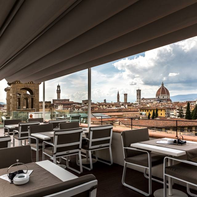 Empireo Rooftop Pool American Bar By Hotel Lucchesi Florence