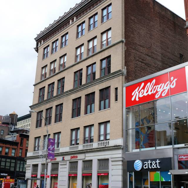 Kellogg's Celebratory Breakfast for the Royal Wedding, New York, NY