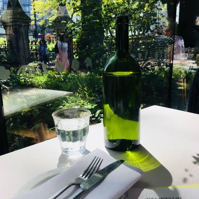 The Garden Cafe, London