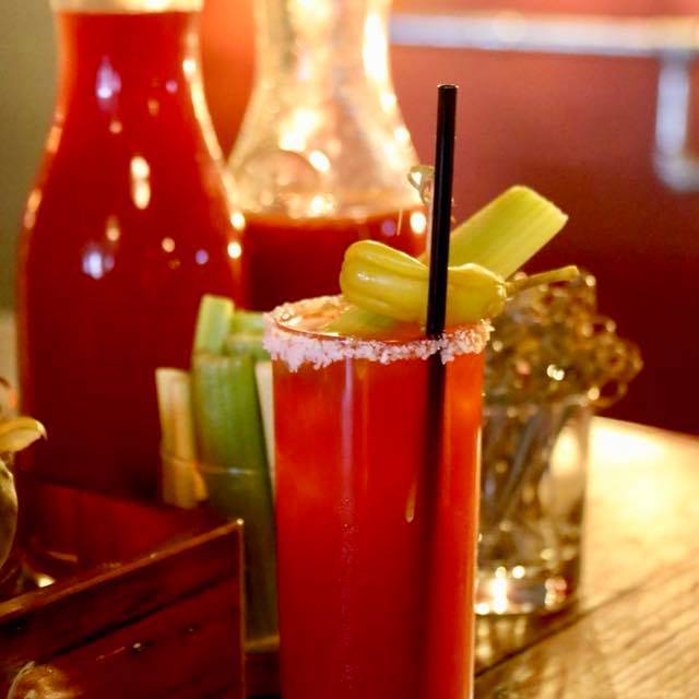 Build Your Own Bloody Mary Bar on Sunday Brunch - The Loft - Tahoe, South Lake Tahoe, CA