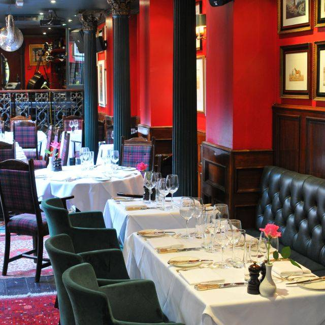Boisdale of Belgravia, London