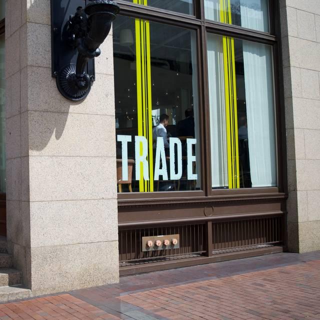 Trade, Boston, MA