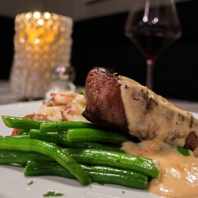Filet - The Reserve Room at Eddie's, Mooresville, NC