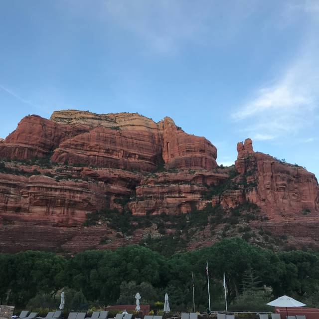 Che-Ah-Chi at Enchantment Resort, Sedona, AZ