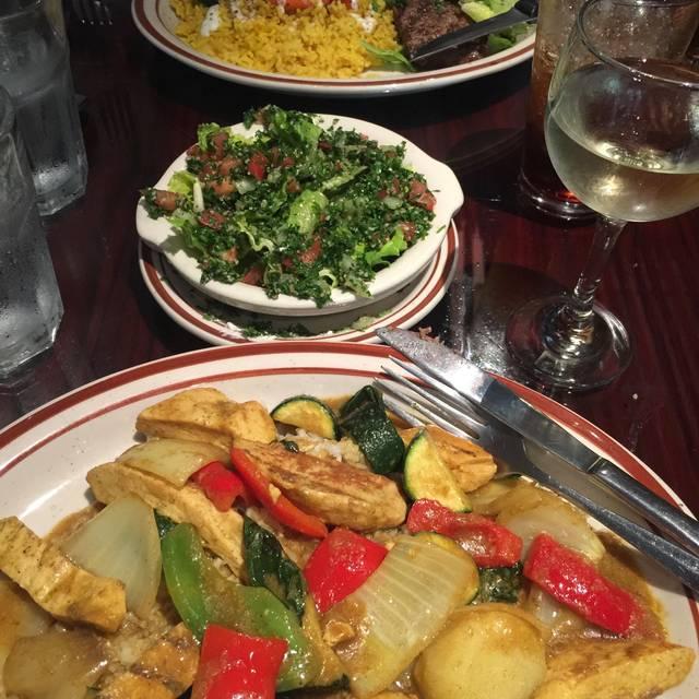 Mashawi Mediterranean Cuisine, Seattle, WA
