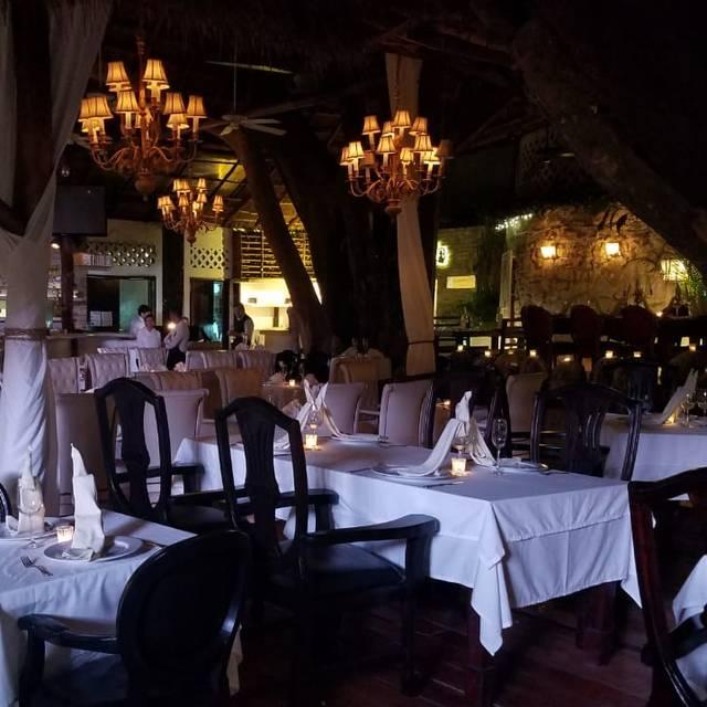 Mandarina's Café, Playa del Carmen, ROO
