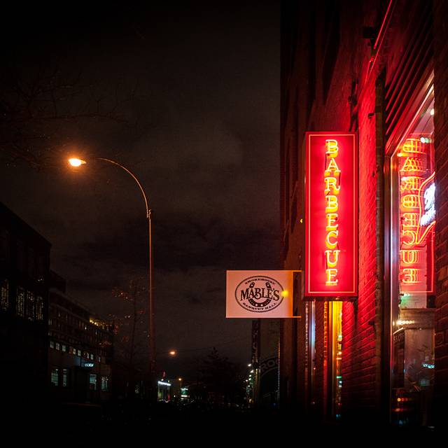Mable's Smokehouse, Brooklyn, NY