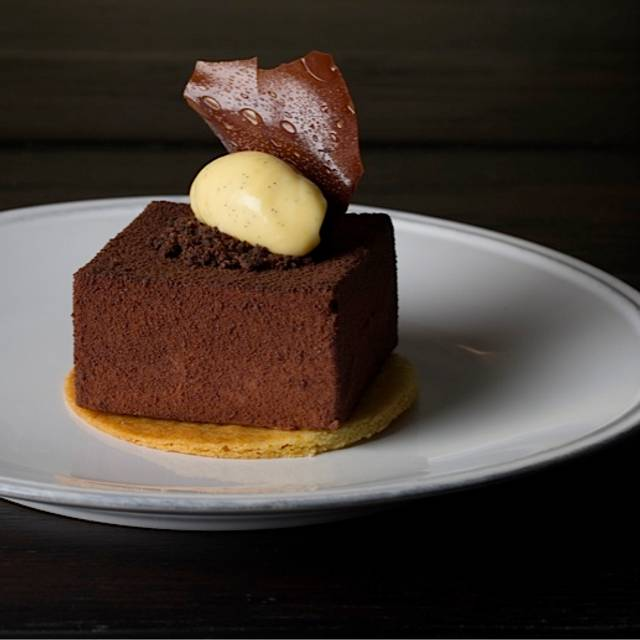 Jaffa Cake - Odette's Restaurant, London