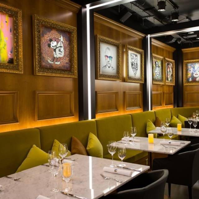 Caramel restaurant and lounge, London