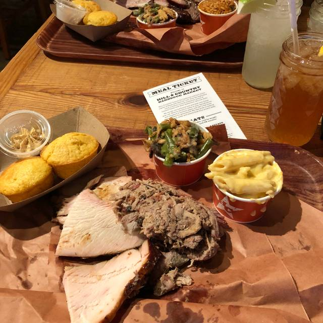 Hill Country Barbecue Market - DC, Washington, DC