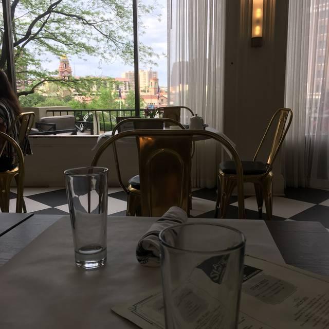 Brasserie Restaurant Kansas City Menu