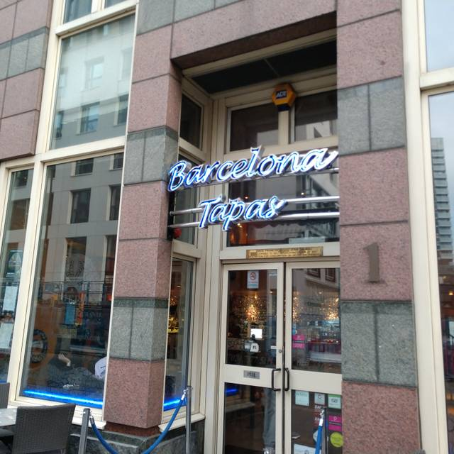 Barcelona Tapas - City EC3, London