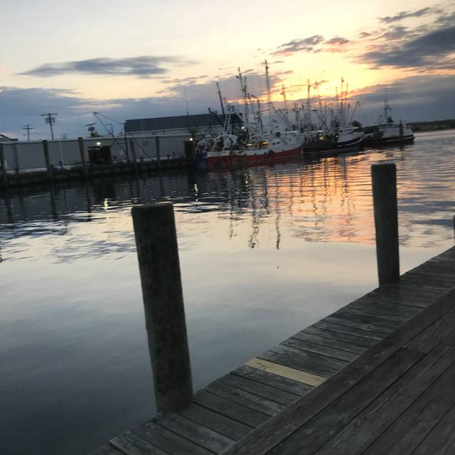 The Shrimp Box & Outside The Box Patio Bar, Point Pleasant Beach, NJ