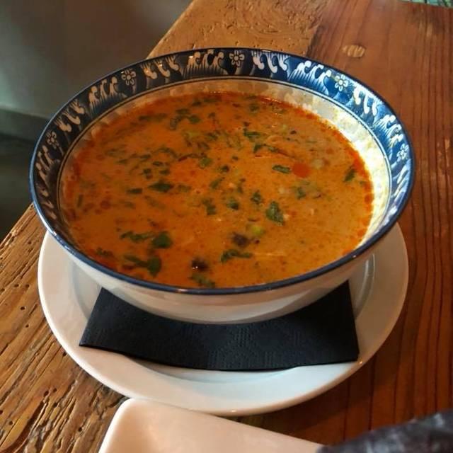 Bida Manda Restaurant and Bar, Raleigh, NC