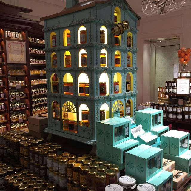 Fortnum & Mason Diamond Jubilee Tea Salon, London
