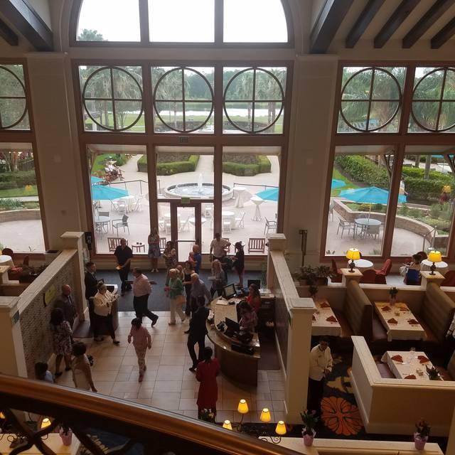 Cafe Osceola at Rosen Shingle Creek, Orlando, FL