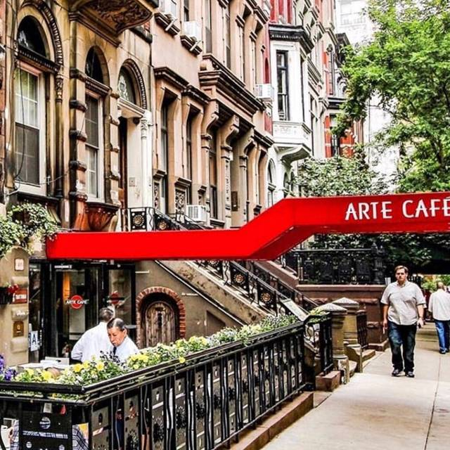 Arte Cafe, New York, NY