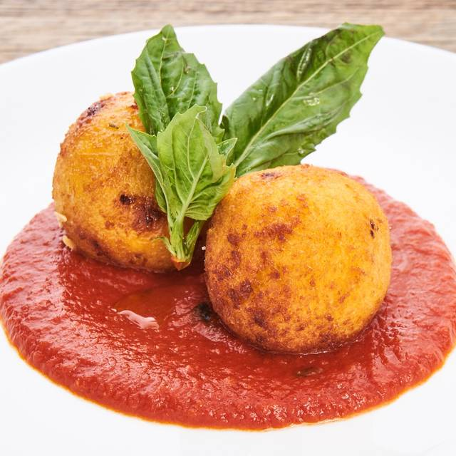 Arancini - Arte Cafe, New York, NY