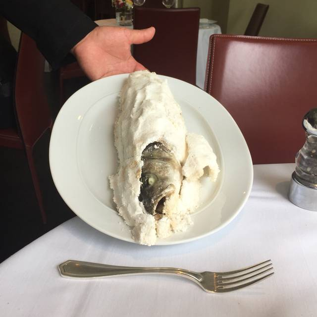 Le Sirene Restaurant, Larchmont, NY