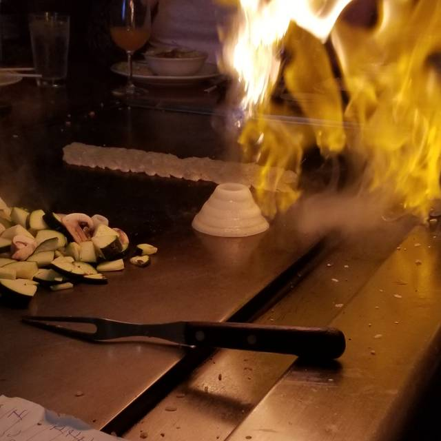 Miyama Japanese Steak House and Sushi Bar, Lone Tree, CO