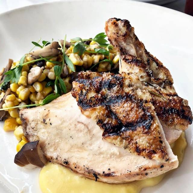 Grilled Chicken - LARK on the Park, Dallas, TX