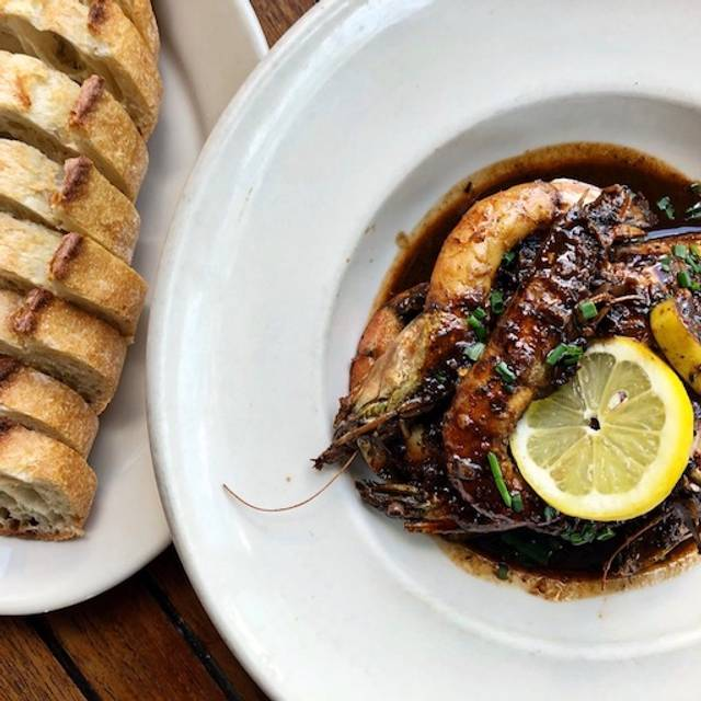 New Orleans Bbq Shrimp - Meddlesome Moth, Dallas, TX